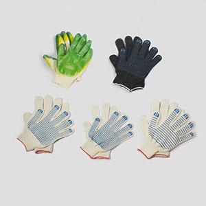 Рабочие перчатки хб