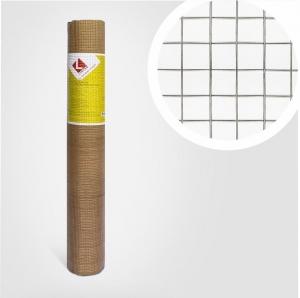 Сетка сварная оцинкованная  D0,6мм; яч.6х6мм