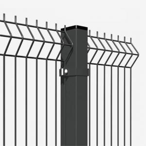 Панель 3D заборная ГРАФИТ