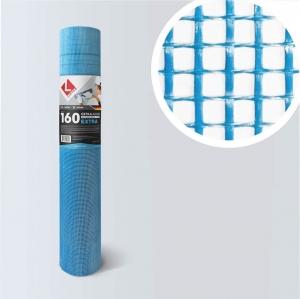 Сетка для штукатурки фасада, ячейка 5х5 мм щелочеустойчивая (стеклянная) - EXTRA «Lihtar»