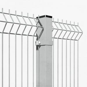 Панель 3D заборная 3/4мм; 1030х2500мм; яч.200/50