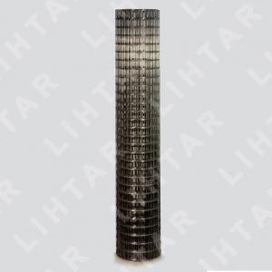 Кладочная «черная» сетка неоцинкованная  50*60*1.6 рулон 1.5х25м