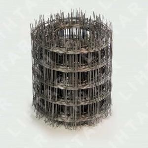 Кладочная неоцинкованная сварная сетка 50х60х1.6 рулон 0.25х25м*Еж