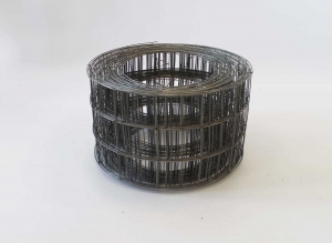 Сетка сварная 50х60х1,4мм в рулонах, размером  0,15х25м  (бочонок)