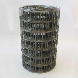 Сетка сварная 50х60х1,4мм в рулонах, размером  0,35х25м  (бочонок)