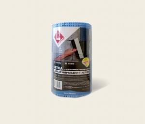 Стеклосетка 0,2х25м для штукатурки УГЛОВ