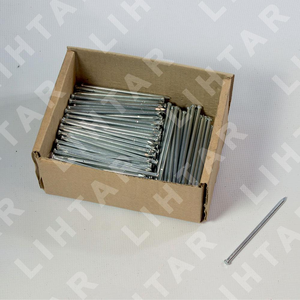 10х220 дюбель для крепления теплоизоляции с металлическим ОЦ. гвоздем