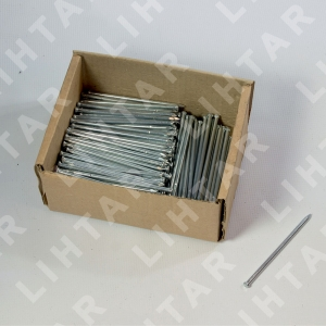 10х180 дюбель для крепления теплоизоляции с металлическим ОЦ. гвоздем