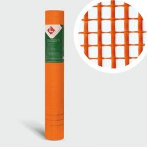 Оранжевая сетка для штукатурки стен